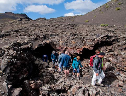 Trek through Lanzarote