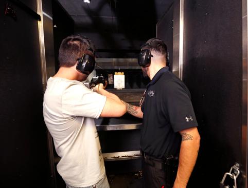 las vegas machine guns