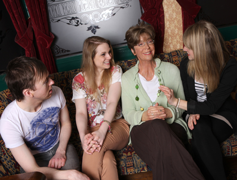 Inside Blackpool Madame Tussauds