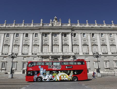 Madrid Hop on Hop Off