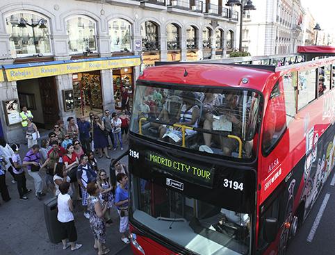 Madrid Hop on Hop Off 3