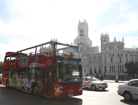Madrid Hop on Hop Off 4