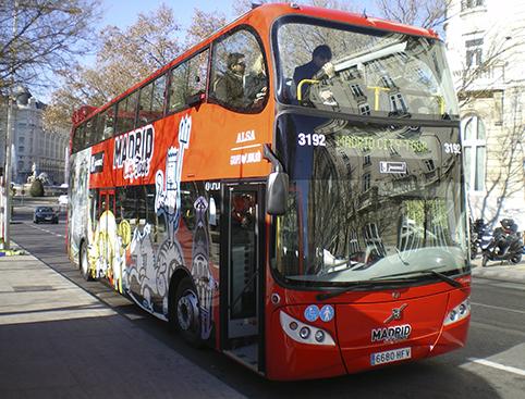 Madrid Hop on Hop Off 5