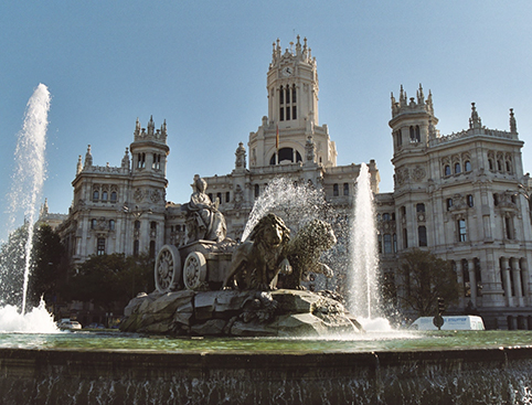 Madrid Sightseeing 2