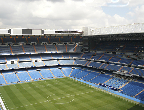 Madrid Stadium Tour
