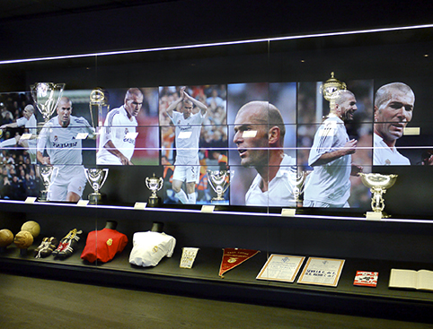 Madrid Stadium Tour 5