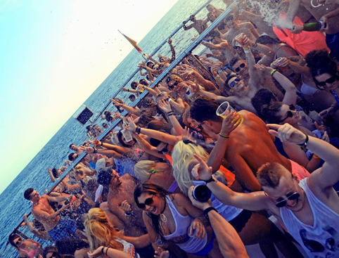 The Magaluf Party Hard Package Attractiontix