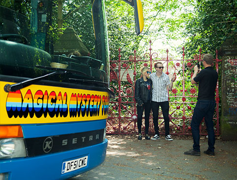 Magical Mystery Tour - Liverpool