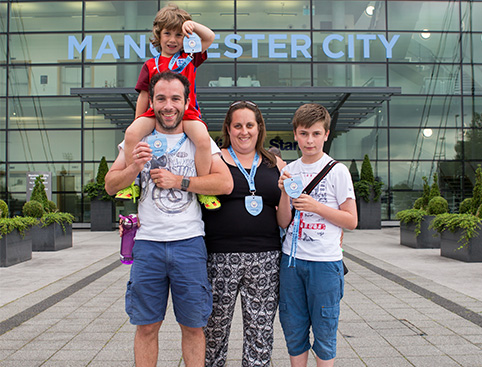 Manchester City FC Stadium Tours