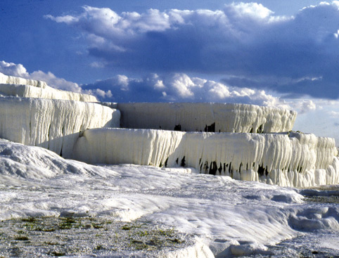 Pamukkale from Marmaris
