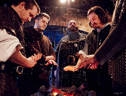 The Medieval Banquet London Attractiontix