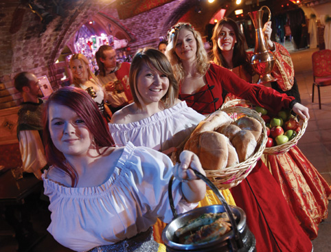 The Medieval Banquet - Christmas & New Year