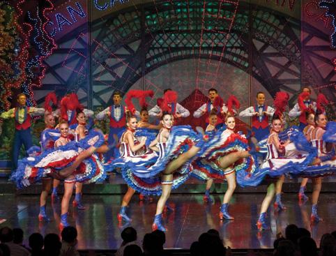 Moulin Rouge Paris Tickets