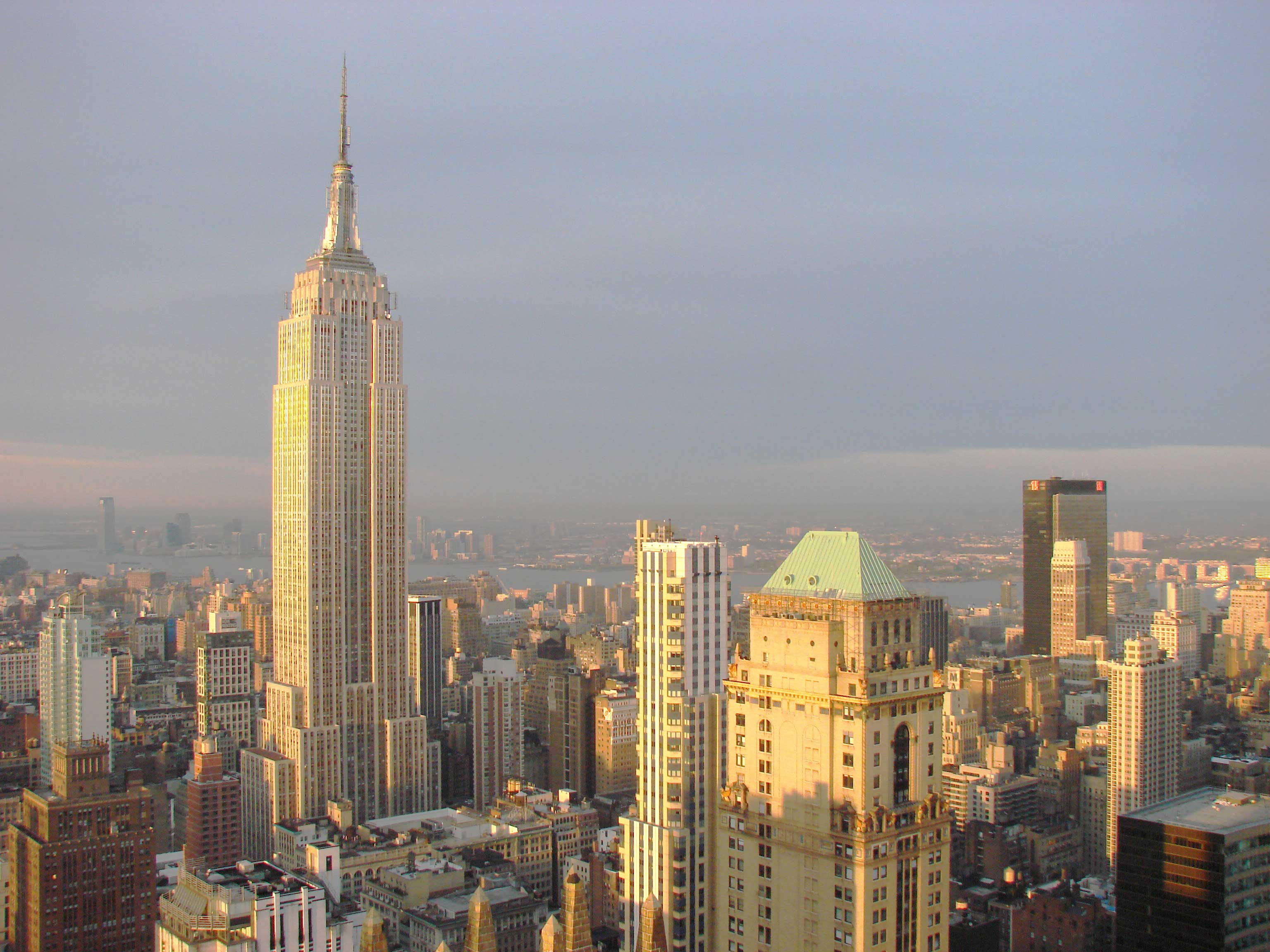 New York Icons: Empire State Building & Cruise