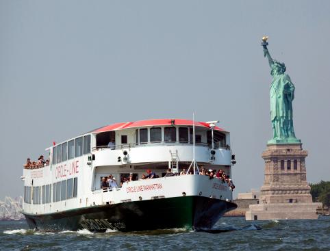 Cruise Statue of Liberty