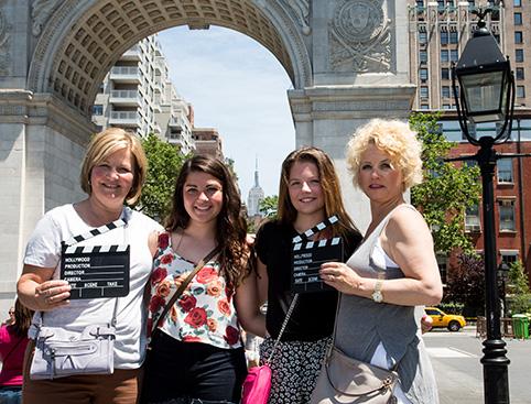 New York TV/Movie Sites - 11am