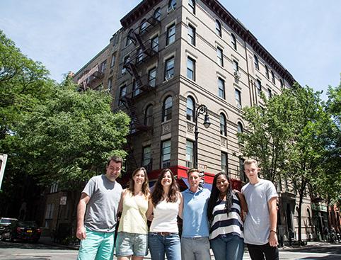 New York Movies & TV Tour