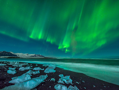 Northen Lights Mystery