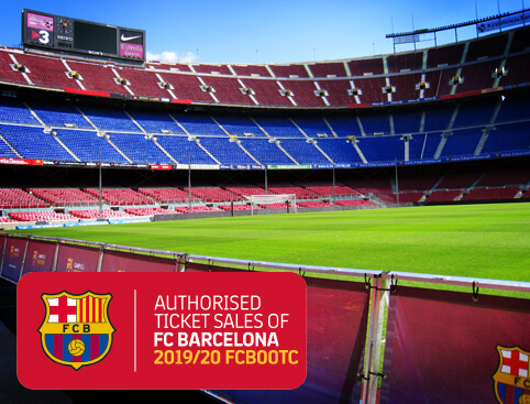 Nou Camp Tour – Barcelona FC Stadium - Gate Ready Ticket