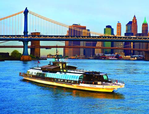 NYC Bateaux Cruises- Celestial
