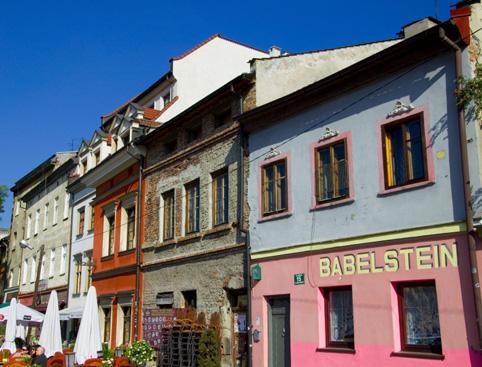 Krakow Old Jewish District Tour