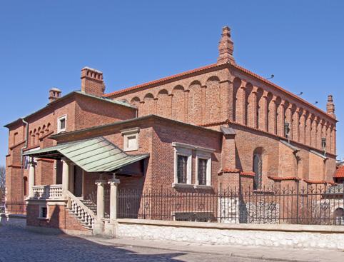 Old Jewish District Tour