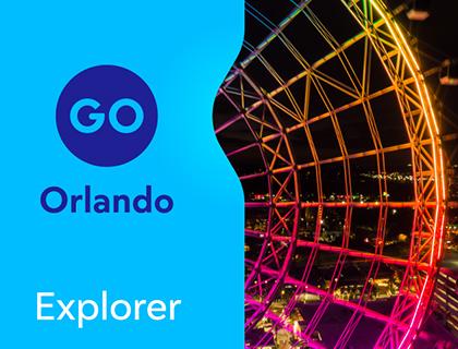 Orlando Explorer Pass- Ticket