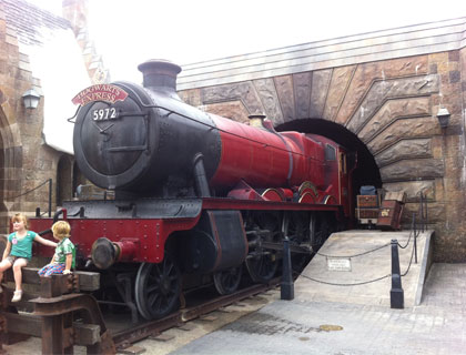 Orlando FlexTicket- Hogwarts Express At The Wizarding World of Harry Potter™