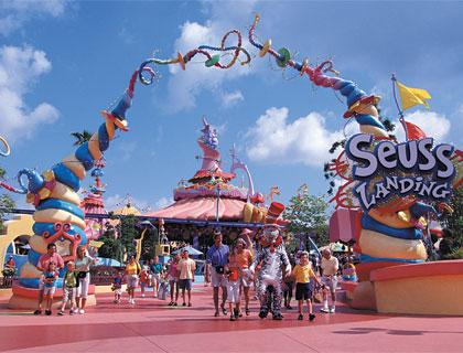 Orlando FlexTicket- Seuss Land At Universal's Islands of Adventure®