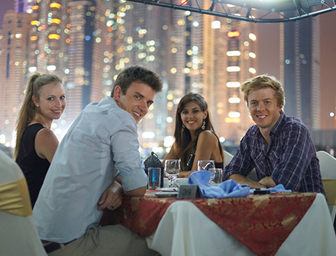Palm Jumeirah Luxury Dinner Cruise