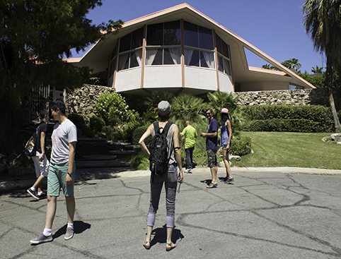 Palm Springs Shopping Tour