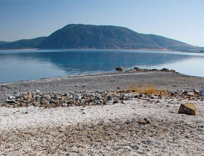 Pamukkale - From Antalya, Belek and Kemer- Salda Lake