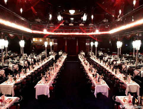 Paradis Latin Dinner Shows In Paris