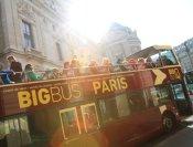 Paris Hop On Hop Off Bus Tour