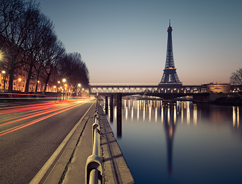 Paris Illuminations and Cruise
