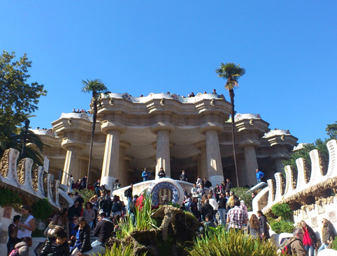 Park Guell Guided Tour