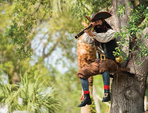 Pirate's Cove - Orlando