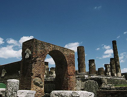Sorrento To Pompeii - Half Day Tour