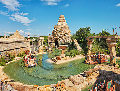 Port Aventura Tickets- Rapid Race