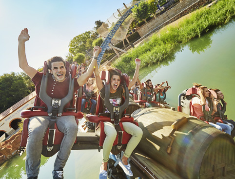 People on Rollercoaster - Attractiontix