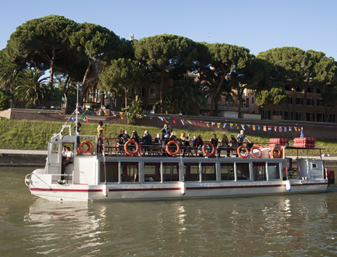 Rome Hop on Hop off Cruise 3