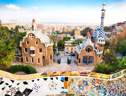 Sagrada Familia & Gaudi BuildingsTour