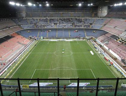 San Siro Stadium Tour from Milan