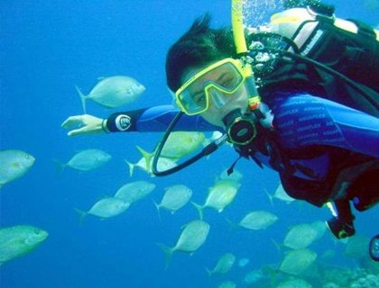 Scuba Diving - from Antalya