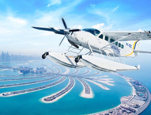 Seawings Dubai - Palm Jumeirah
