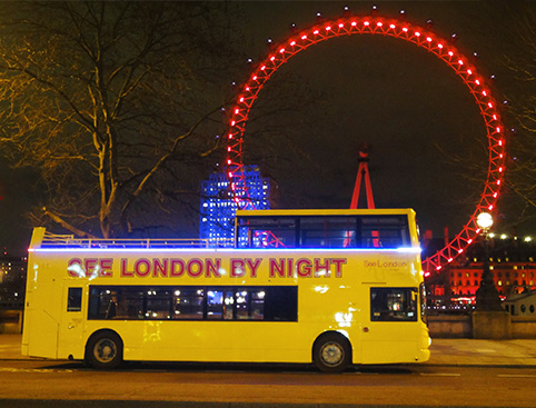 London By Night Tour