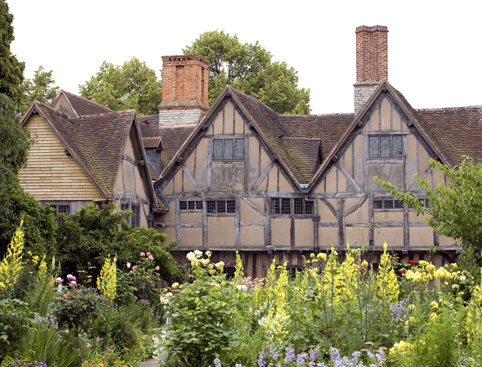 Hall's Croft-Home of Shakespeare's Daughter