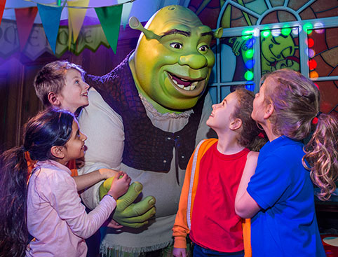 Shrek Adventure London