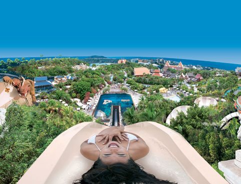 Siam Park Tickets- The Giant Water Slide