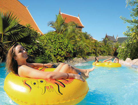Siam Park Tickets- Kinnaree Water Slide